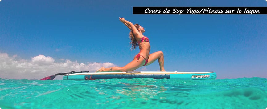 yoga paddle Réunion